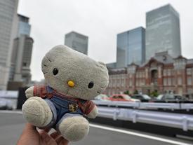 Người Nhật nhờ thú nhồi bông đi du lịch vì quá bận rộn