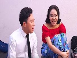 Trấn Thành hát mộc bản hit cũ của Thu Minh ở hậu trường