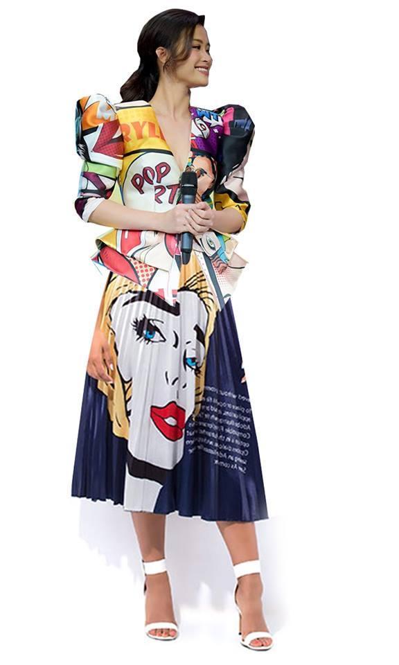 Ngán ngẩm trước bộ cánh sến sẩm của Đông Nhi, các thánh photoshop ra tay thiết kế lại trang phục chất đừng hỏi-3
