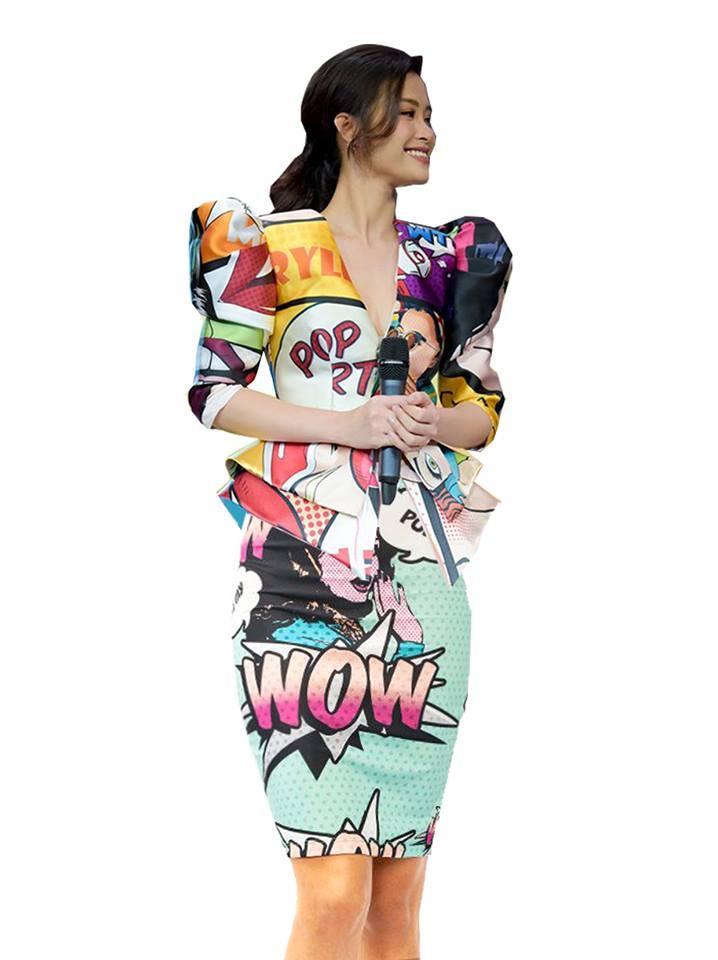 Ngán ngẩm trước bộ cánh sến sẩm của Đông Nhi, các thánh photoshop ra tay thiết kế lại trang phục chất đừng hỏi-4