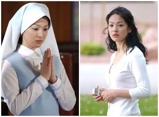 Nhìn lại 6 bộ phim này để xem Song Hye Kyo có thực sự tài năng?-4
