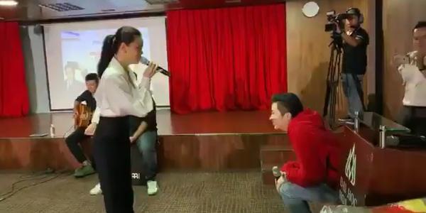 Clip: Phản ứng đáng chú ý của Gil Lê khi bị Phạm Quỳnh Anh dùng nhạc Chi Pu để trêu chọc-1