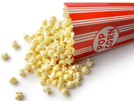 Công thức tự làm bỏng ngô caramel mặn ngon như ngoài rạp chiếu phim