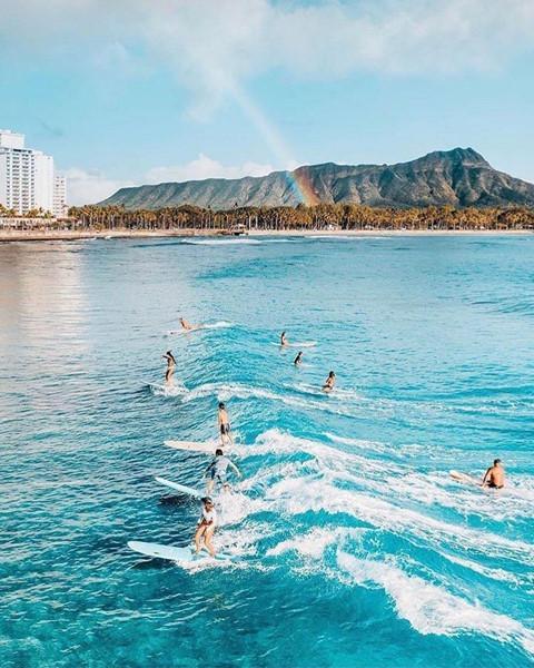 Thiên đường biển Hawaii ngập rác, nhà cao tầng mọc lên như nấm-2