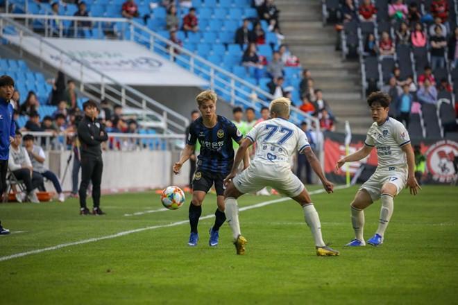 Báo Hàn Quốc giải thích lý do Công Phượng thất bại ở K.League-1
