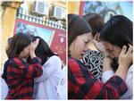 Giây phút oà khóc khi mẹ con bé Bình An gặp nhau-10