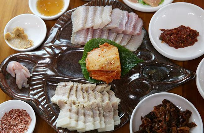 Những món ăn kỳ dị của Hàn Quốc-5