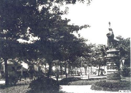 Chuyện về tượng Nữ thần Tự do xuất hiện trên đường phố Hà Nội xưa-1