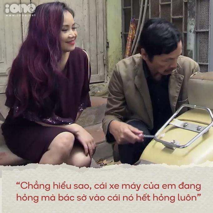 1.001 câu thoại chứng minh cô Xuyến là nữ hoàng thả thính trong Về nhà đi con-1