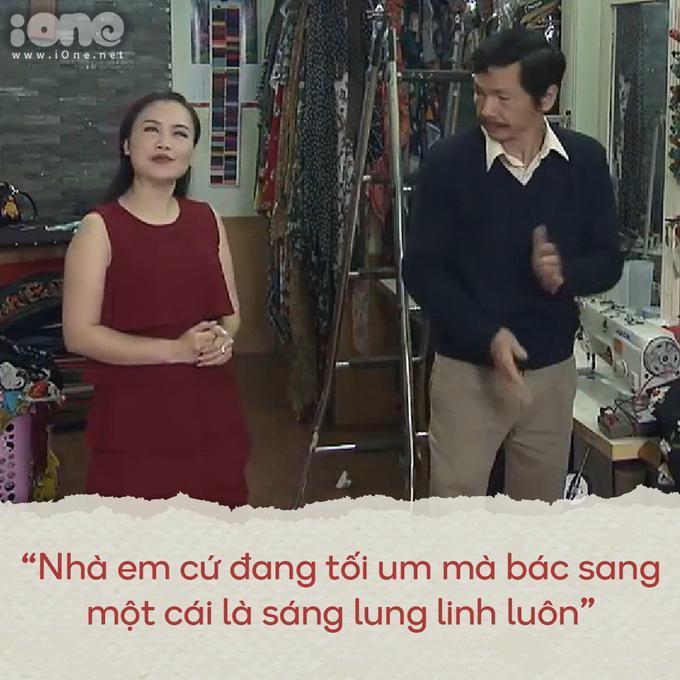 1.001 câu thoại chứng minh cô Xuyến là nữ hoàng thả thính trong Về nhà đi con-2