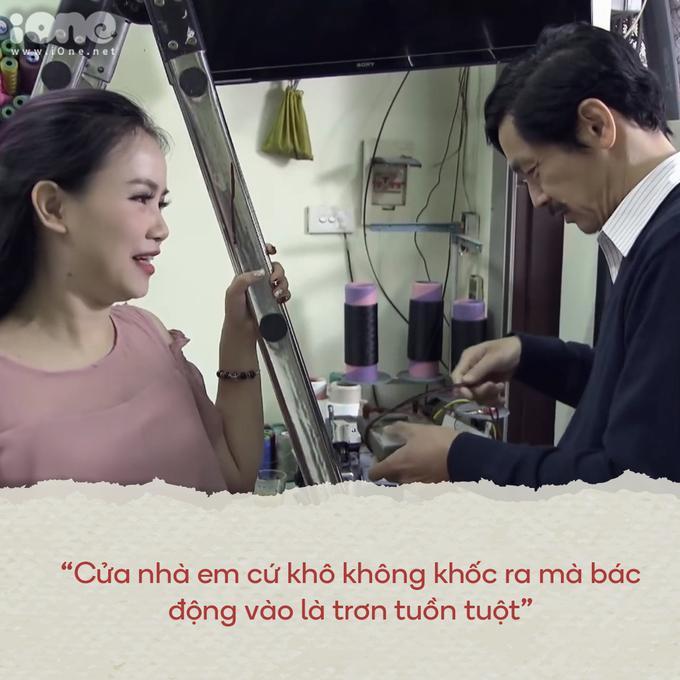 1.001 câu thoại chứng minh cô Xuyến là nữ hoàng thả thính trong Về nhà đi con-3