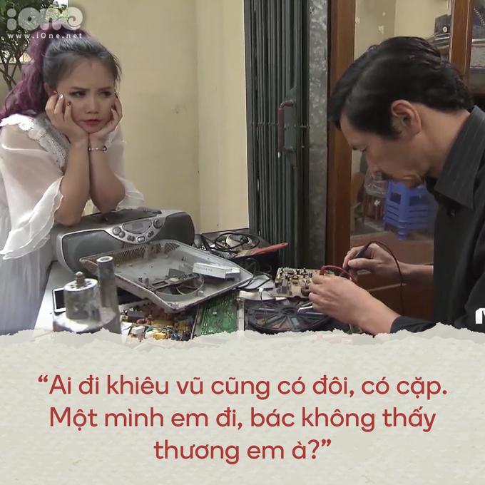1.001 câu thoại chứng minh cô Xuyến là nữ hoàng thả thính trong Về nhà đi con-4