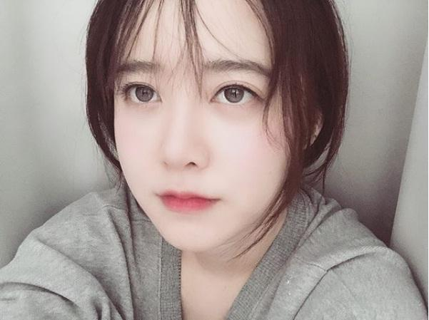 Nàng cỏ Goo Hye Sun khoe làn da trắng sáng, dung mạo trẻ đẹp tựa thiếu nữ-1