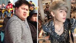 Màn 'lột xác' ngoạn mục của chàng trai Thái Lan khiến dân mạng ngỡ ngàng
