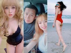 3 cô vợ vừa nóng bỏng vừa rất giỏi kiếm tiền của nam ca sĩ Việt