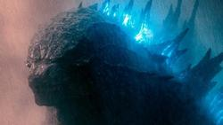 'Chúa tể Godzilla' giành ngôi đầu phòng vé Bắc Mỹ trong gang tấc