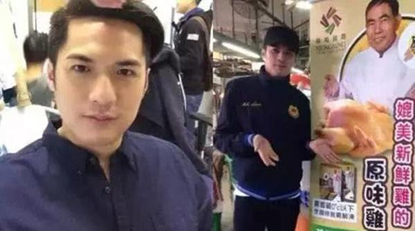 Lương bèo bọt như sao TVB: Đổ xô đi bán gà, cá viên chiên để mưu sinh-1