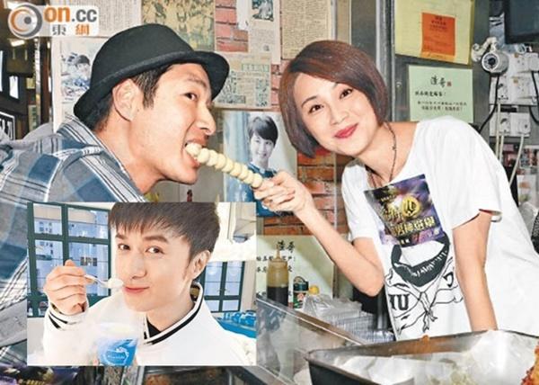Lương bèo bọt như sao TVB: Đổ xô đi bán gà, cá viên chiên để mưu sinh-3