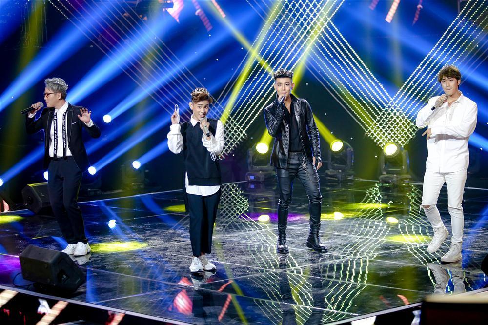 The Voice: 4 hoàng tử team Hồ Hoài Anh khiến fan nữ đổ gục với bản mashup top hit Vpop-1
