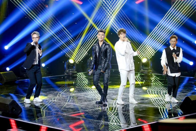 The Voice: 4 hoàng tử team Hồ Hoài Anh khiến fan nữ đổ gục với bản mashup top hit Vpop-2