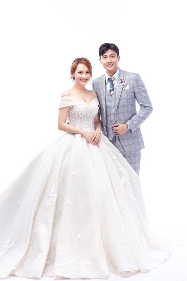 Hé lộ bộ ảnh cưới hạnh phúc của Bảo Thanh và Quốc Trường trong Về nhà đi con-2