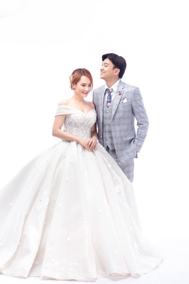Hé lộ bộ ảnh cưới hạnh phúc của Bảo Thanh và Quốc Trường trong Về nhà đi con-3