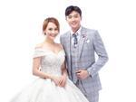 Hé lộ bộ ảnh cưới hạnh phúc của Bảo Thanh và Quốc Trường trong 'Về nhà đi con'