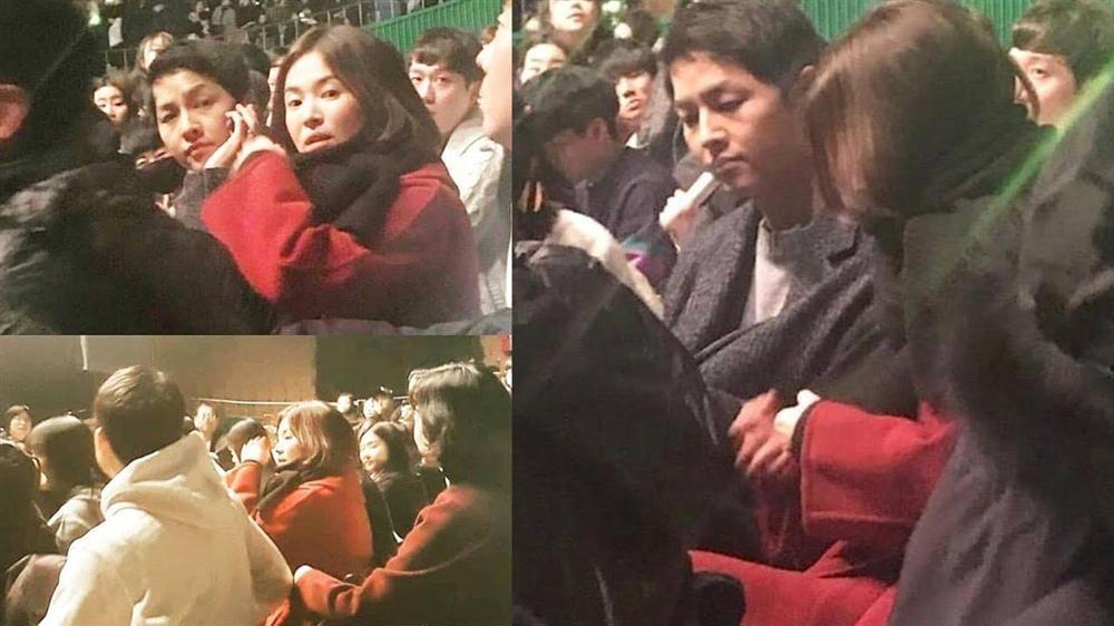 Song Hye Kyo gửi quà đặc biệt ủng hộ thần tượng IU-2