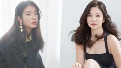 Song Hye Kyo gửi quà đặc biệt ủng hộ thần tượng IU