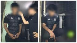 TP. HCM: Xôn xao clip bắt tận tay nam thanh niên vào quán cafe quay lén toilet nữ