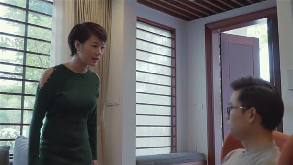 Huệ bị My Sói nhập, nhất quyết đòi ly hôn Khải trong tập 38 Về Nhà Đi Con-2