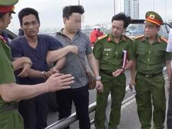 'Rất nguy hiểm khi nghi can giết con ném xác xuống sông Hàn tại ngoại'