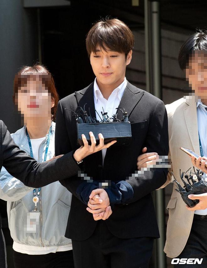 Choi Jong Hoon chính thức bị bắt giữ vì tội hiếp dâm phụ nữ-1