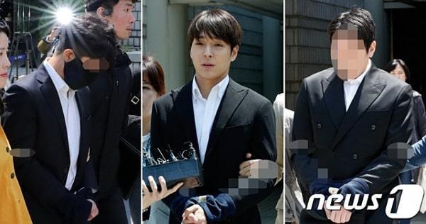 Choi Jong Hoon chính thức bị bắt giữ vì tội hiếp dâm phụ nữ-2