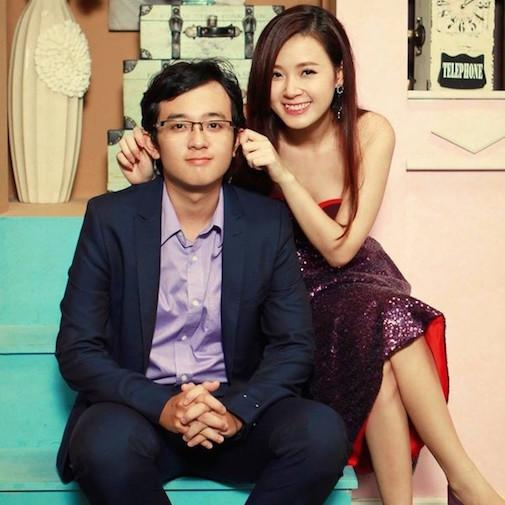 Tỷ năm mới được chị gái nổi tiếng cho lên sóng, em trai Midu khiến hội gái xinh say như điếu đổ với ngoại hình thư sinh-7