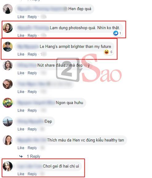Nhìn HHen Niê và Lệ Hằng tình tứ khi chụp bikini, fan liên tưởng ngay đến cặp đôi bách hợp Kỳ Duyên - Minh Triệu-9