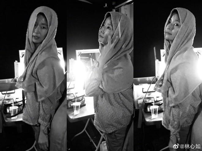 Lâm Tâm Như nhuộm da đen, giảm cân để vào vai phụ nữ Việt-2