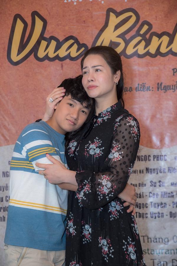 Sau tuyên bố ly hôn, Nhật Kim Anh nhận vai bà mẹ đơn thân trong Vua bánh mì bản Việt-6