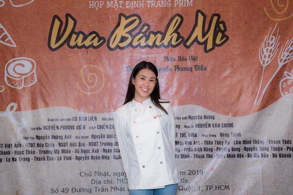 Sau tuyên bố ly hôn, Nhật Kim Anh nhận vai bà mẹ đơn thân trong Vua bánh mì bản Việt-5