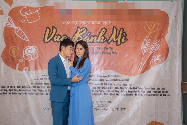 Sau tuyên bố ly hôn, Nhật Kim Anh nhận vai bà mẹ đơn thân trong Vua bánh mì bản Việt-7