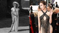 Bản tin Hoa hậu Hoàn vũ 5/6: Hở bạo như Ngọc Trinh cũng phải 'vái cả nón' trước chiếc đầm của đàn chị đình đám