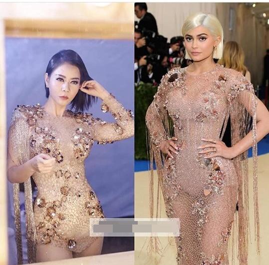 Điểm danh 11 chiếc đầm của nhà thiết kế Việt bị nghi đạo nhái mẫu đình đám nước ngoài-11