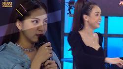 Lan truyền clip nữ diễn viên Sam bị bạn gái Quang Hải... 'lườm mạnh' khi buột miệng thừa nhận thích nam cầu thủ
