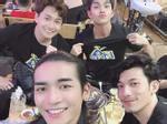Dàn nghệ sĩ ăn mừng chiến thắng của đội tuyển Việt Nam-5