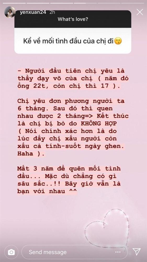 Hết lộ ảnh tế nhị trên giường, bạn gái Lâm Tây thẳng thắn: Từng yêu thầy giáo năm 17 tuổi!-2