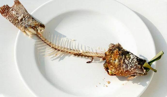 Đừng uống giấm nếu bị hóc xương cá, dùng mẹo nhỏ này xương cá sẽ biến mất-4