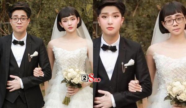 Khổ thân Bùi Anh Tuấn: Bị chế ảnh cô dâu thiểu năng xấu đến mức chẳng ai dám ngỏ lời cưới nhau đi-2