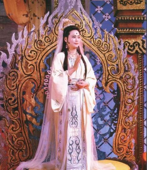 Hình ảnh mới nhất của Quan Âm Bồ Tát trong Tây du ký ở tuổi 76-2