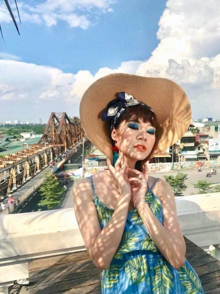 Tình địch của Thu Quỳnh trong Về Nhà Đi Con hóa ra là Hoa hậu vừa xinh đẹp vừa tài giỏi-2