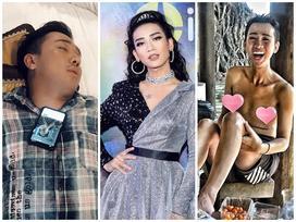 Chế ảnh 'dìm hàng' không chừa một ai, BB Trần chính thức nhận vương miện 'Miss Tạo nghiệp' của showbiz Việt